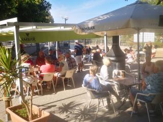 Adventure Golf bar and restaurant