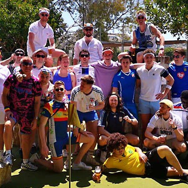 Fuengirola Adventure Golf Parties and Groups